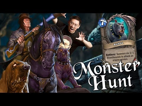 Sending Hundreds of Doggos to Their Deaths :( /w Shaw! - Monster Hunt - The Witchwood thumbnail
