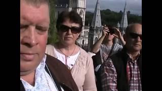 Regrinaçao a Lourdes. Фільм Володимира Роженцова: Проща до Люрду 9-11 червня 2016