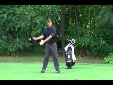 youtube golf instruction driver