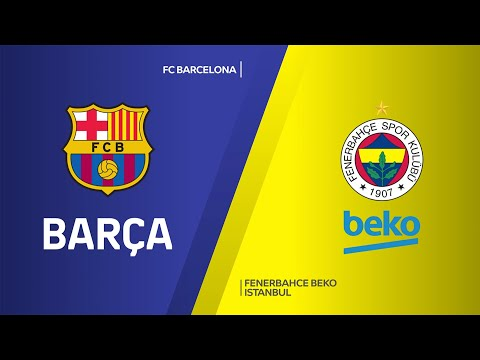 FC Barcelona - Fenerbahce Beko Istanbul Highlights | Turkish Airlines EuroLeague, RS Round 8
