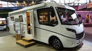 2018 Dethleffs Advantage Edition I 7051 EB - Exterior and Interior - Caravan Show CMT Stuttgart 2018
