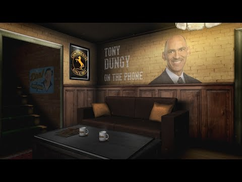 NBC Sports' Tony Dungy on The Dan Patrick Show | Full Interview | 8/18/17