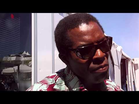 Cannes 2014:  Isaach de Bankolé par BME