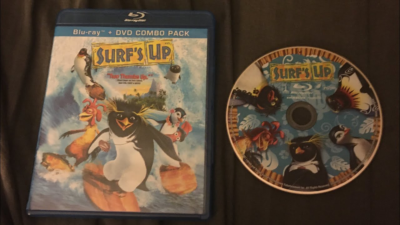 Download Opening to Surfs Up 2007 Blu Ray (2011 reprint)