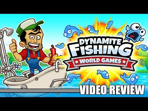 Review: Dynamite Fishing - World Games (PlayStation 4 & Xbox One) - Defunct Games