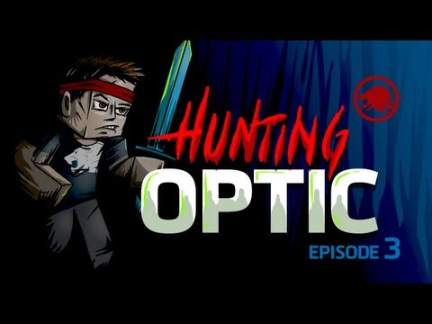 Minecraft: Hunting OpTic - The Verge Of Death! (Episode 3)
