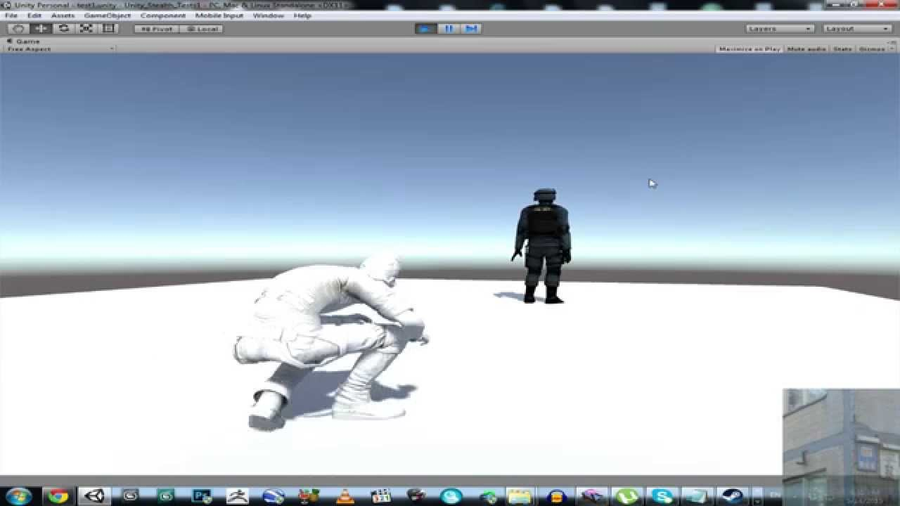 Unity 3D / 5 - Drag and Drop Ragdoll ( Dead Body / Corpse ) Example