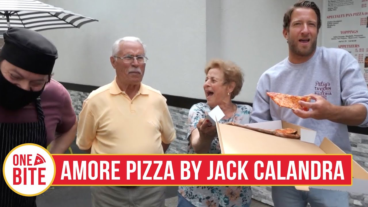 Barstool Pizza Review - Amore Pizza By Jack Calandra (Nutley, NJ)