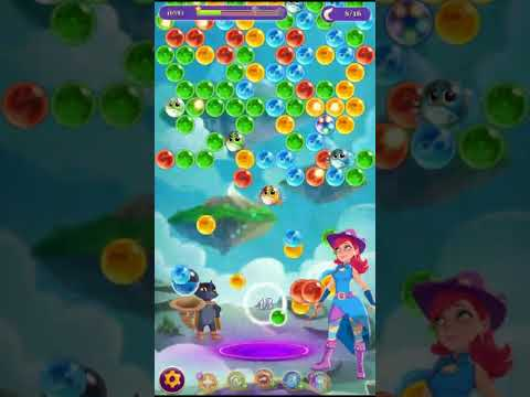 Bubble Witch 3 Saga Level 1146 ~ No Boosters