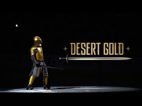 How the Vegas Golden Knights healed a heartbroken city I 'Desert Gold' Ep. 1 I NHL on NBC