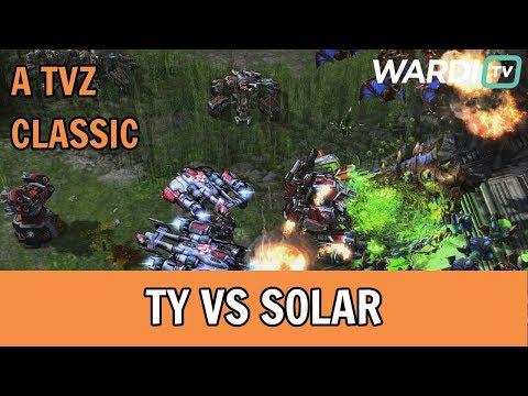 TY Vs Solar (TvZ) - Kung Fu Cup 2020 #4