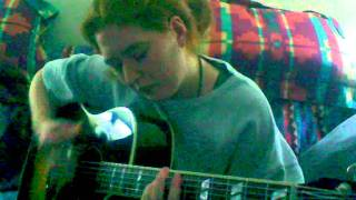acoustic cover of jumpin jack flash