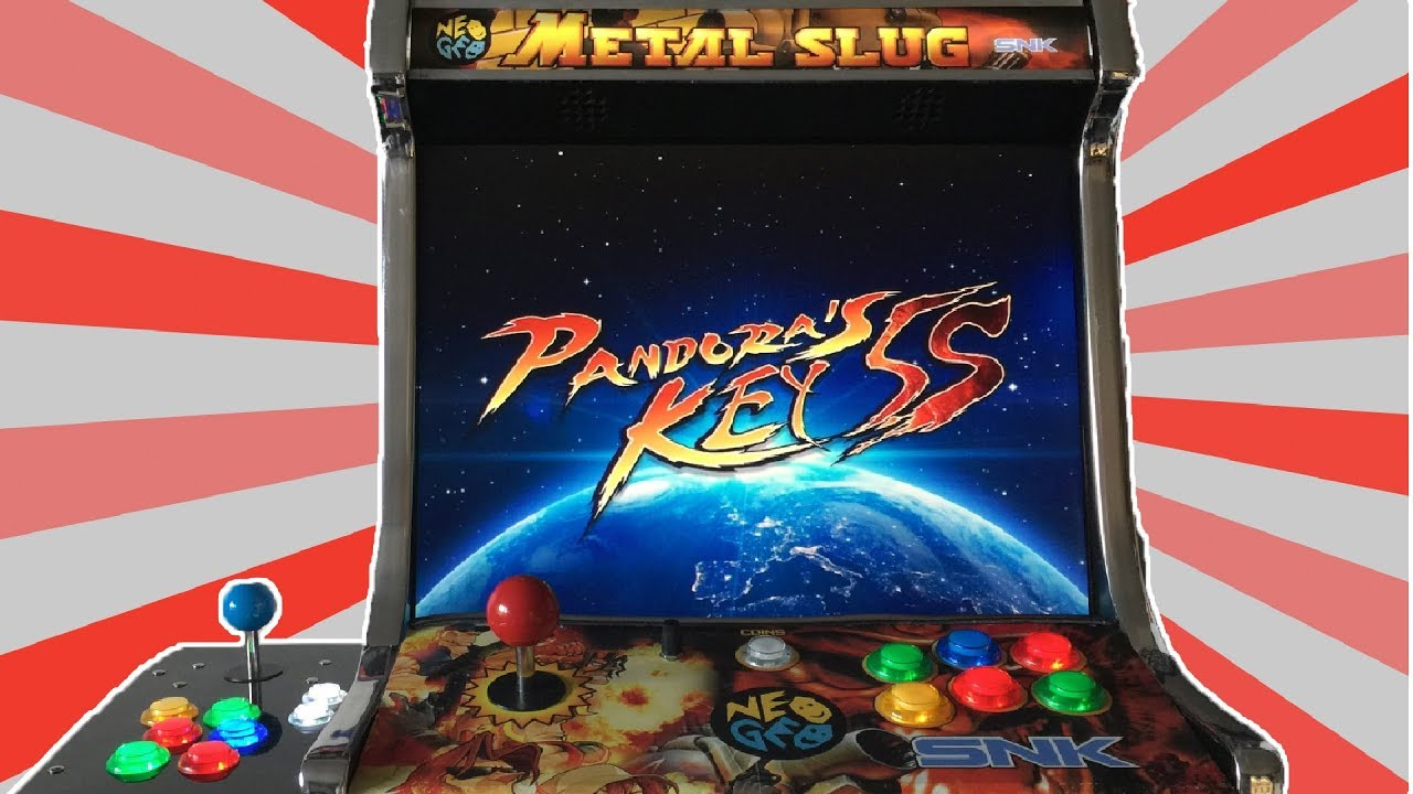 borne arcade 999 jeux