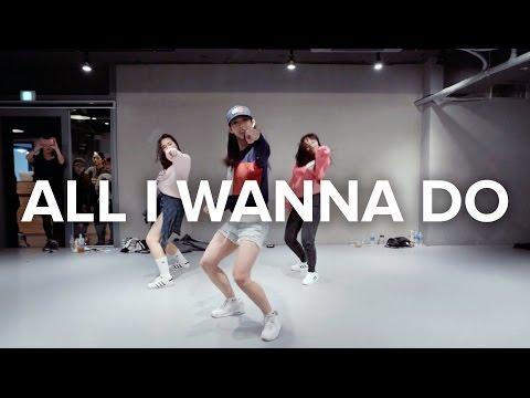 All I Wanna Do - Jay Park / Mina Myoung Choreography
