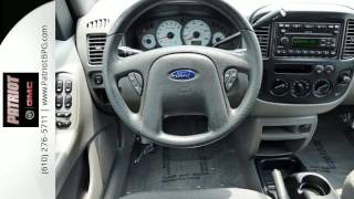 Used 2002 Ford Escape Boyertown Allentown, PA #G6358B