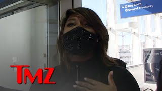 'ANTM' Model Toccara Jones Says The Pope and Drake Both Like Booty Pics | TMZ