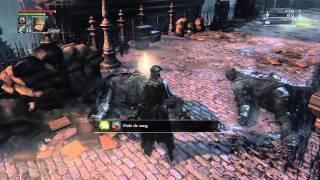 BloodBorne : Contrer une attaque [PS4] [TUTO]