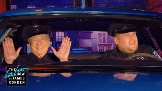 Police Stakeout w/ Mel Brooks
