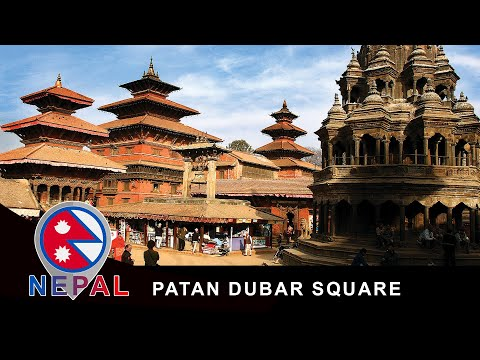 PATAN DUBAR SQUARE (299 AD), NEPAL (Documentary)- City of Deities, Art, Culture & Ancient Temples