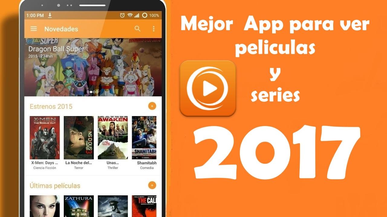 Aplicacion Para Ver Peliculas Online Gratis Android