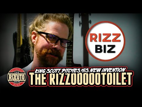 KING SCOTT pitches his new invention to RIZZUTO on RIZZ BIZZ [Rizzuto Show]