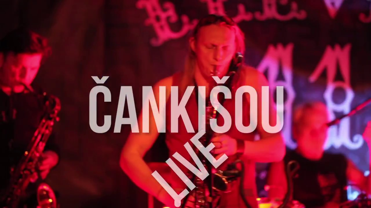 Čankišou: promo live video