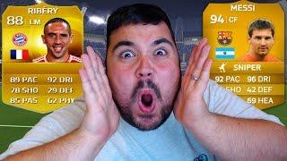 FIFA 15 - Opening Pack : ooooo Mio Diooooooooooo !