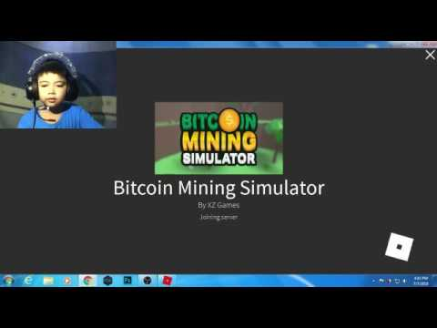 Crypto Currency Mining: Roblox Bitcoin Mining Simulator