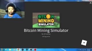 Crypto Currency Mining: Roblox Bitcoin Mining Simulator