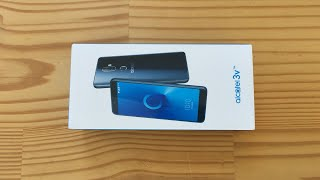 Alcatel 3V unboxing (live)