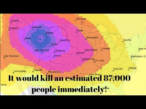 Fears that deadly Yellowstone supervolcano about to BLOW after 1400 earthquakes hit!