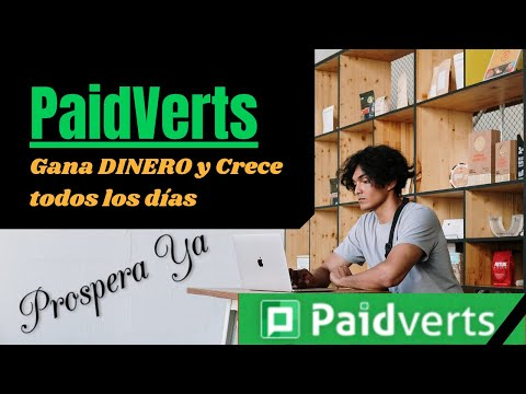 Paidverts PTC Tutorial