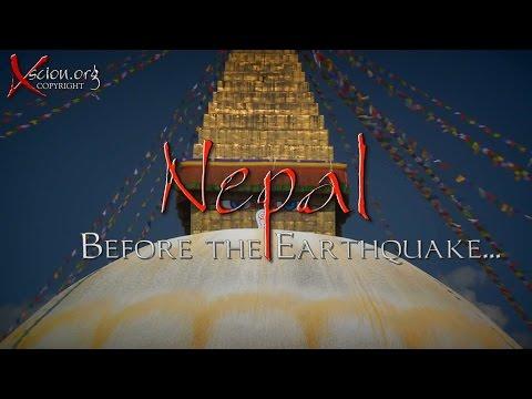 Nepal — Before the Earthquake