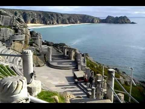 minack theatre near lands end uk