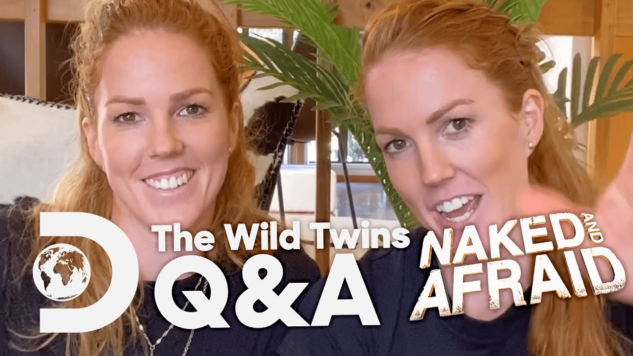 The Wild Twins from Naked and Afraid Answer Your Questions! | Naked and Afraid