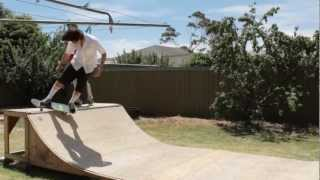 Josh's Mini-ramp