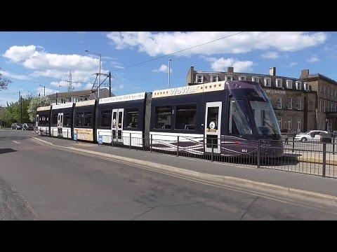 Blackpool Tram Ride - Fleetwood Ferry to Starr Gate
