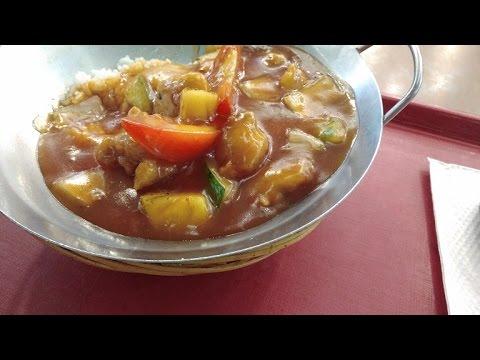 Свинина с рисом и овощами