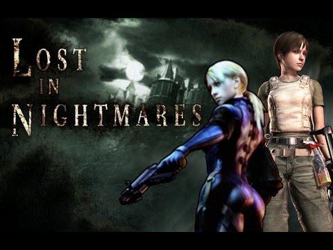 Resident Evil 5: Lost In Nightmares - Jill Battlesuit & Rebecca