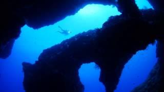 宮古島の三大メジャーダイビングポイントの一つ、アントニオガウディ。...