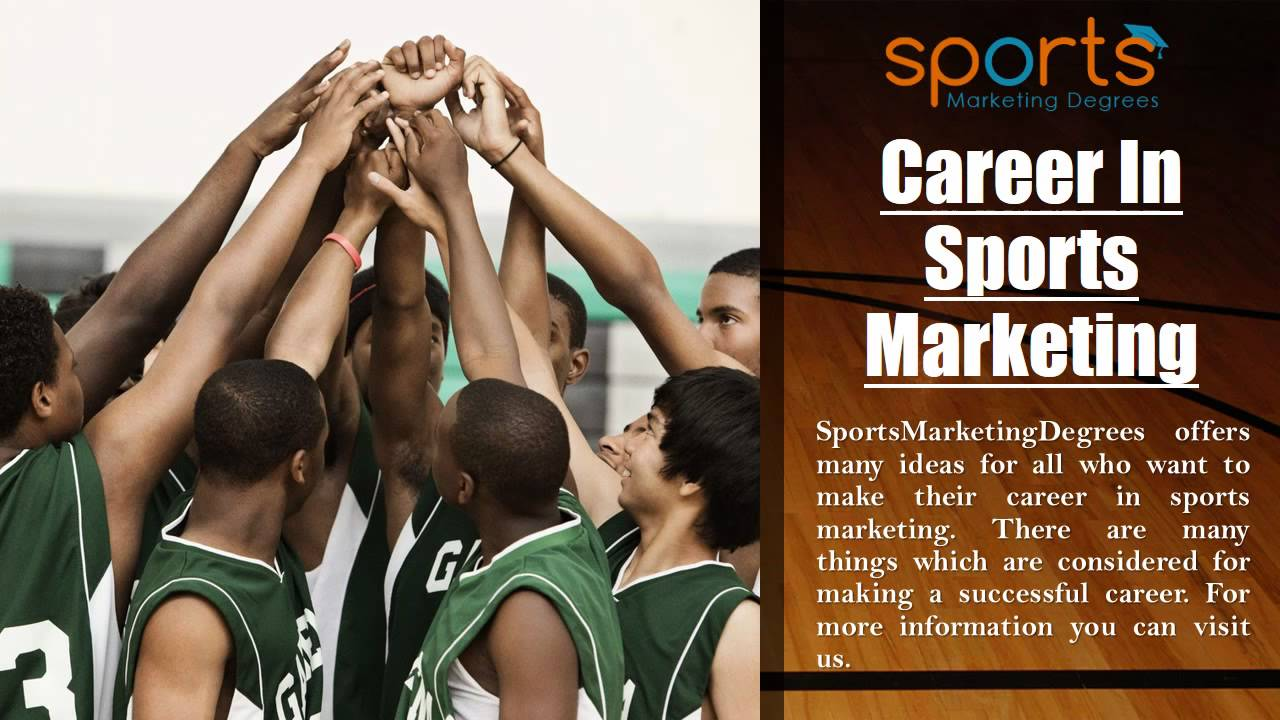 the changes in sports marketing and their effects Marketing is concerned with understanding people's motivations and using these insights to create campaigns that promote brands and encourage people to buy their products it is a creative and.