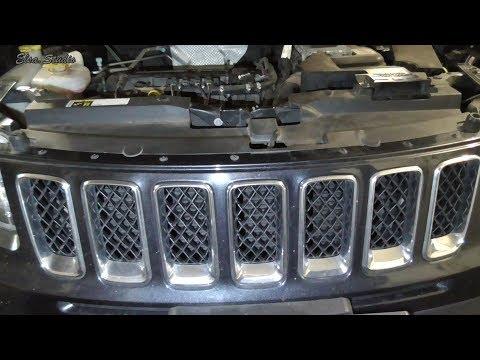Замена масла в двигателе Jeep Compass