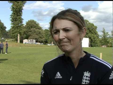 INTERVIEW: Charlotte Edwards