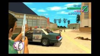 Vice City Rage - first beta gameplay