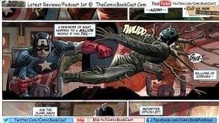 Captain America #1 MARVEL NOW Review