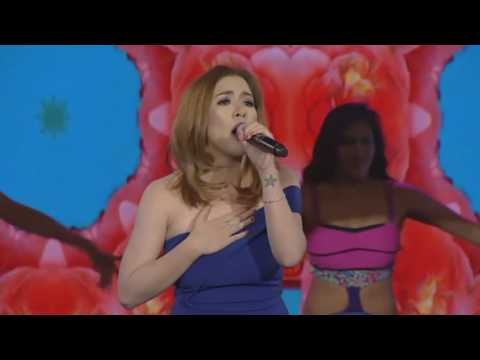 Angeline Quinto performs
