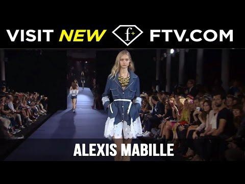 Alexis Mabille Spring/Summer 2017 Fashion Show | FashionTV