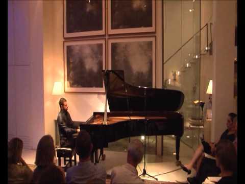 Elisha Abas - Schumann Kinderszenen