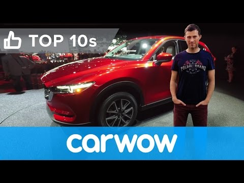 New Mazda CX-5 2017 revealed - Is it a VW Tiguan beater? | Top 10s