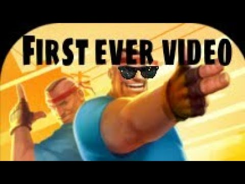 Guns of boom first ever Video/ got new weapons/ so excited